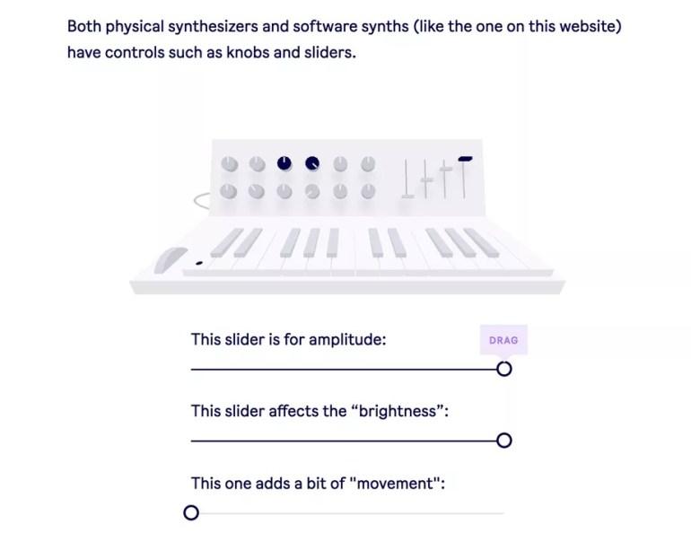 Новый инструмент Ableton позволяет освоить синтезатор прямо в браузере