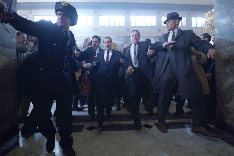 Премьера криминальной драмы «Ирландец» / «The Irishman» от Мартина Скорсезе состоится на Нью-Йоркском кинофестивале 27 сентября 2019 года [первые кадры фильма]