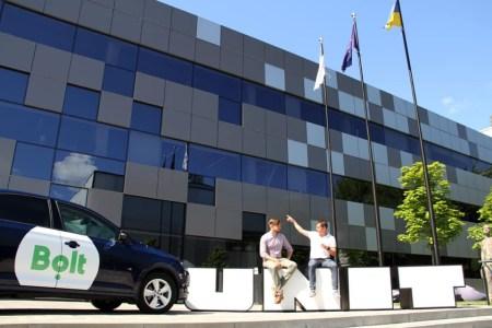 Компания Bolt (Taxify) откроет новый большой офис и R&D-центр в киевском UNIT.City