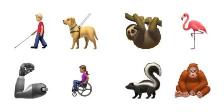 Apple и Google отметили Всемирный день эмодзи анонсом новых смайлов эмодзи, в том числе для людей с инвалидностью