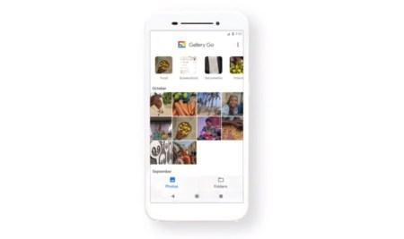 Google Gallery Go — упрощенная версия Google Photos размером всего 10 МБ, позволяющая работать с фото и видео в автономном режиме