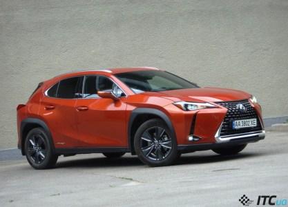 Тест-драйв гибрида Lexus UX: маленький, но настоящий Lexus