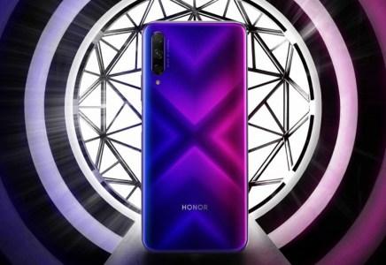 Первая партия смартфонов Honor 9X в количестве 100 тыс. единиц разошлась всего за 2 минуты