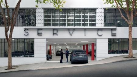 В Польше появился официальный сервисный центр Tesla