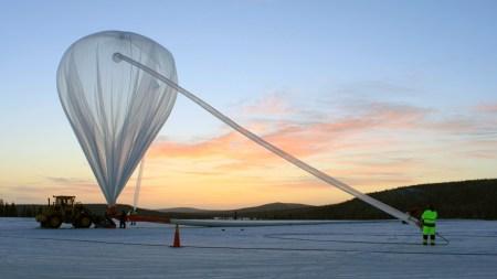 Финские инженеры предложили запускать спутники при помощи воздушных шаров