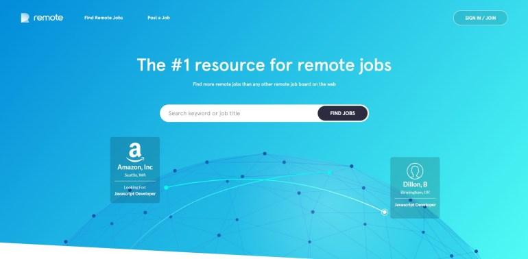 Где найти удаленную работу в 2019 году: 15 сайтов с вакансиями