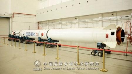 CASC осуществила первый запуск ракеты-носителя Jielong-1