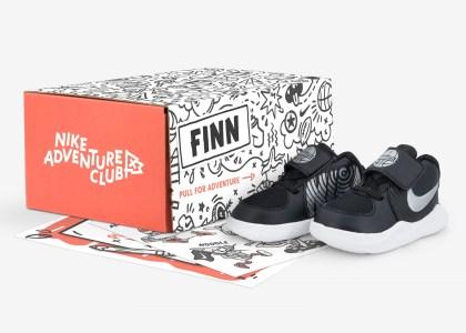 Nike представила годовую подписку на… кроссовки для детей