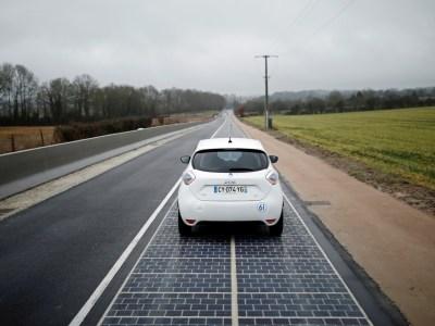 Первая в мире «солнечная дорога» Wattway не оправдала себя