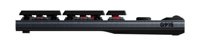 Игровые клавиатуры Logitech G915 Lightspeed Wireless и G815 Lightsync RGB получили новые низкопрофильные переключатели с ускоренным срабатыванием