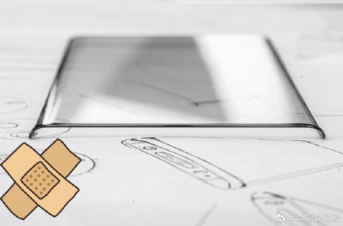 Vivo показала эскизы смартфона NEX 3 и его изогнутый дисплей