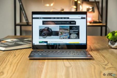 Обзор ноутбука HP Spectre X360 13 2019