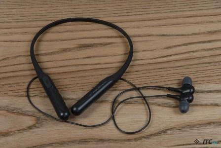 Обзор беспроводных наушников Sony WI-C600N