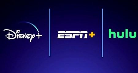 Стоимость пакетной подписки на стриминговые сервисы Disney+, ESPN+ и Hulu составит $12,99 в месяц (столько же стоит подписка на Netflix и Amazon Video)