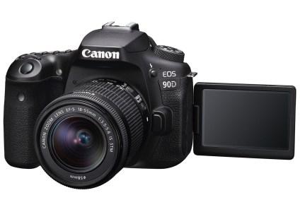 Canon анонсировала зеркальную Canon EOS 90D и беззеркальную Canon EOS M6 Mark II камеры с 32 Мп сенсором и поддержкой записи видео 4K/30