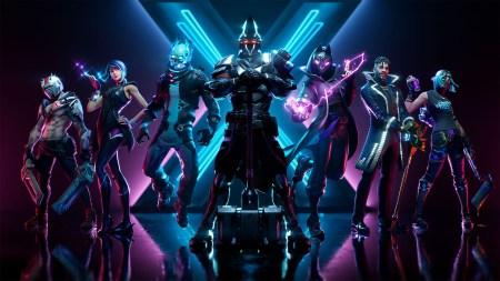 В Fortnite стартовал десятый сезон «Время перемен» с двухместными боевыми роботами и зонами разломов [трейлеры]