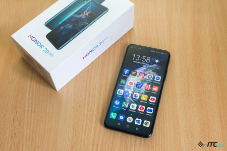 Обзор смартфона Honor 20 Pro