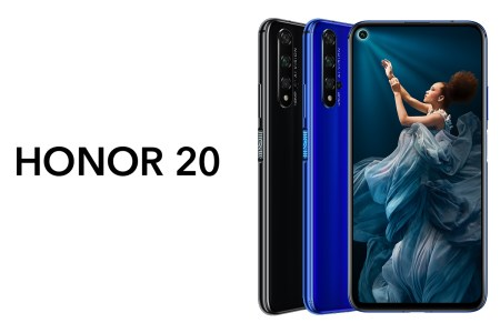 В Украине стартовали продажи смартфона Honor 20 с четырьмя камерами основного фотомодуля по цене от 11999 грн