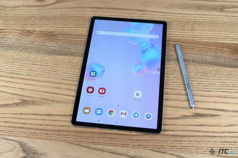 Galaxy Tab S6 S Pen