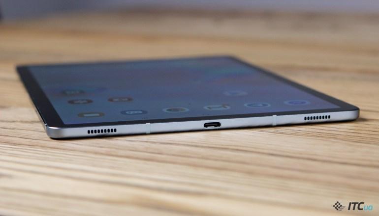 Galaxy Tab S6 звук