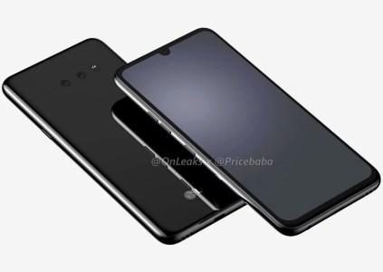 Грядущий флагманский смартфон LG G8X показался на рендерах, анонс ожидается на IFA 2019