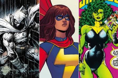 Marvel снимет для Disney+ еще три новых сериала по комиксам — «Мисс Марвел», «Лунный рыцарь» и «Женщина-Халк»