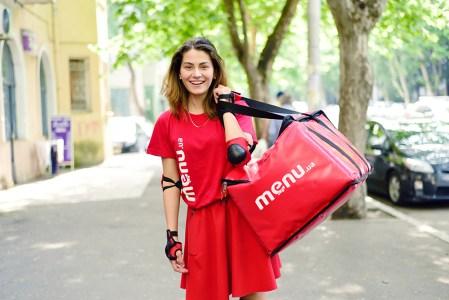 Новый сервис доставки еды Menu.ua объявил о запуске в сентябре и начал набирать курьеров