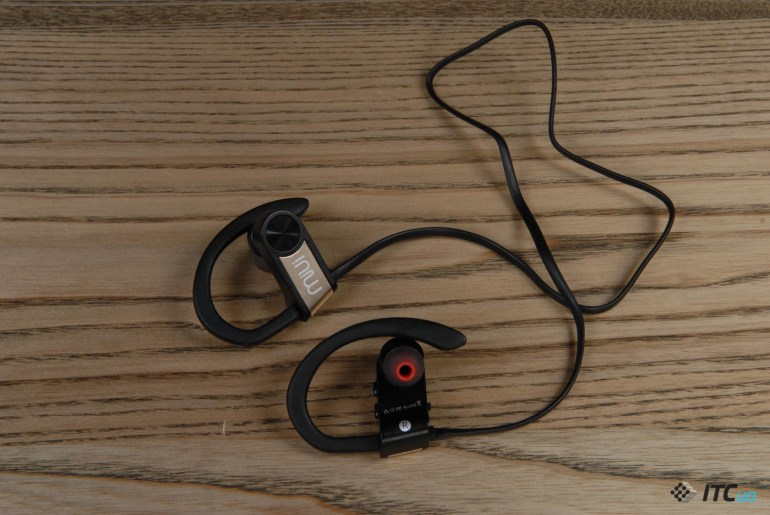 MiUi Wireless Sports Headphones Gold BT06