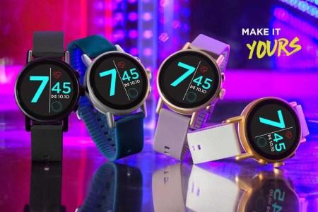 Misfit Vapor X — новые умные часы на платформе Snapdragon Wear 3100 / Wear OS с модулями GPS и NFC стоимостью $200
