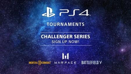 Sony запускает сезонные турниры «PS4 Tournaments: Challenger Series» для владельцев консолей PS4 с призами в виде контента, игровой валюты и реальных денег