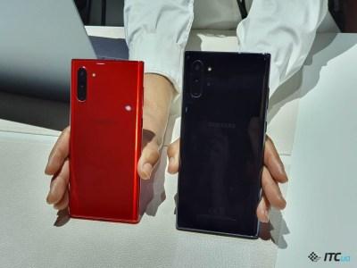 Смартфон Samsung Galaxy Note10+ полностью заряжается за 64 минуты даже от 25-ваттного ЗУ