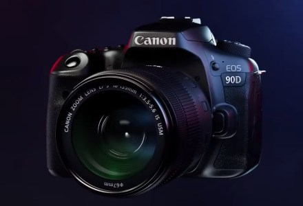 В сеть утекли видео и характеристики камер Canon EOS 90D и Canon EOS M6 Mark II