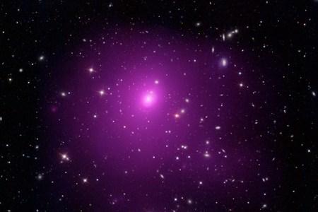 Обнаружена самая большая на сегодняшний день чёрная дыра