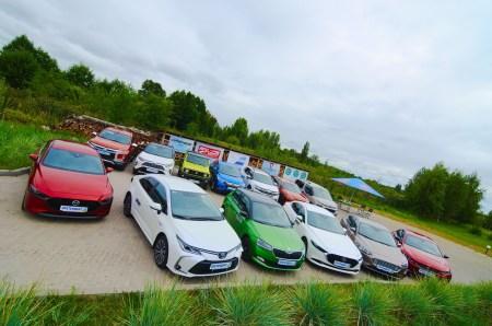 «Автомобиль года 2020»: Ford Focus, Mazda3, SKODA Fabia и еще десяток авто