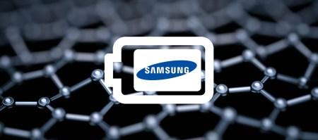 Samsung рассчитывает выпустить смартфон с инновационным графеновым аккумулятором в ближайшие два года