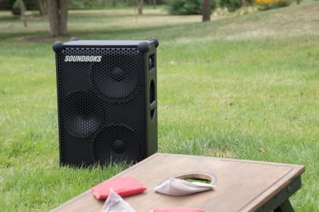 Когда размер имеет значение. Беспроводная колонка New Soundboks весит 15,4 кг