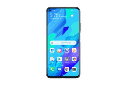 Huawei nova 5T будет одним из самых (если не самым) компактным флагманом нового поколения