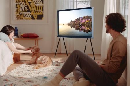 The Frame и The Serif: как телевизоры Samsung становятся частью интерьера