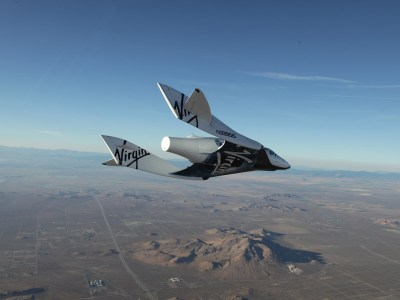 Стало известно, как будет работать «космическое турагенство» Virgin Galactic