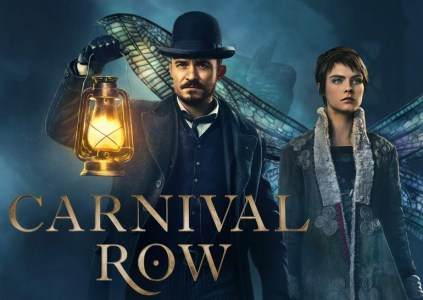 Рецензия на сериал Carnival Row / «Карнивал Роу»