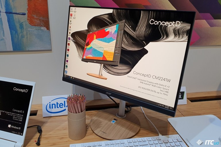 Next@Acer на IFA 2019: СonceptD – инструменты для творцов