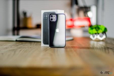 iPhone 11 — привычный дизайн и новые камеры