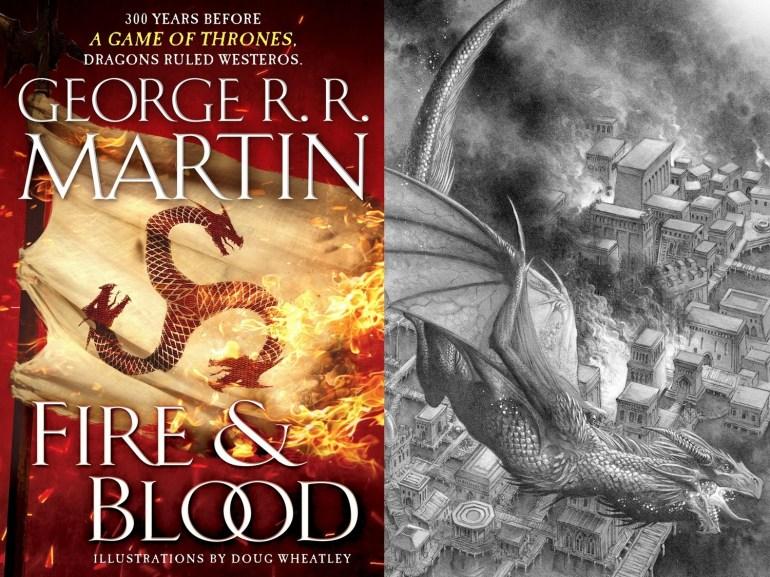 HBO утвердил второй сериал-приквел по вселенной Game of Thrones, он будет основан на книге Fire & Blood и расскажет о драконах и падении Дома Таргариенов