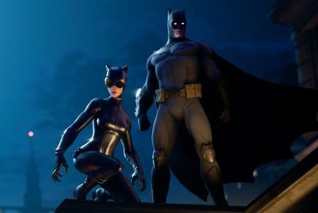 В «королевской битве» Fortnite стартовал спецрежим, посвященный 80-летию Бэтмена