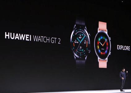 Умные часы Huawei Watch GT 2 получили LiteOS, автономность до 2 недель и цену от €230