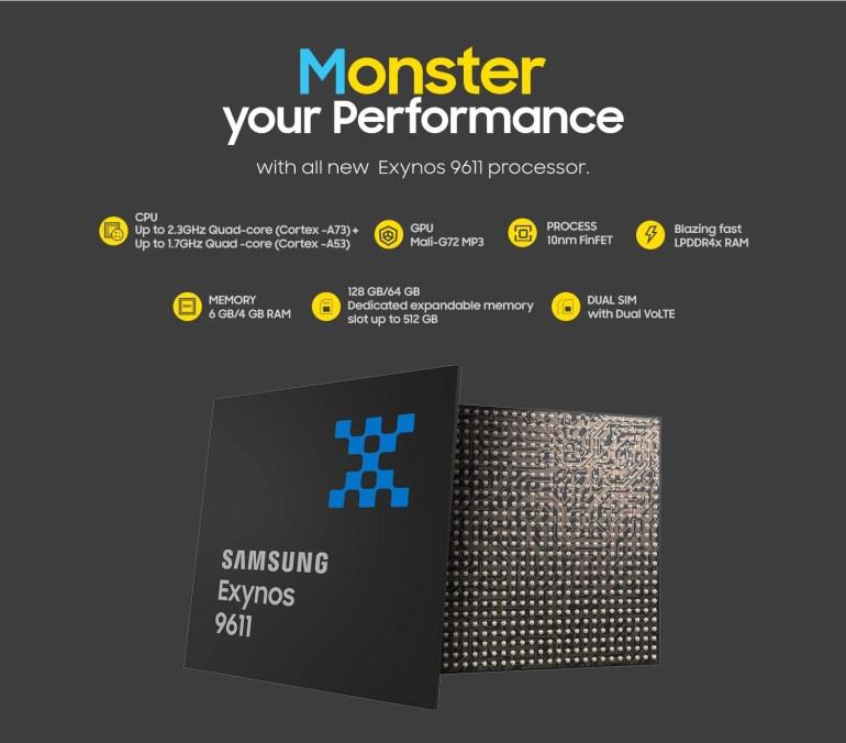 Новый король среди долгоиграющих смартфонов. Представлен Samsung Galaxy M30s с аккумулятором на 6000 мА·ч