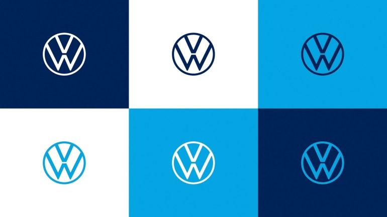 """""""Двумерный, с подсветкой и женским голосом"""": Volkswagen представил новый логотип и стиль, глобальный ребрендинг завершится в середине 2020 года"""