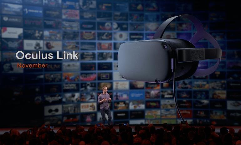 Oculus VR добавит отслеживание рук и возможность запуска проектов Rift для гарнитуры Quest