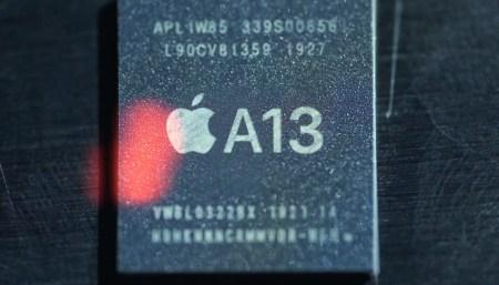 7-нм SoC Apple A13 Bionic обеспечивает 20-процентный прирост производительности в новых iPhone и несколько дополнительных часов автономной работы