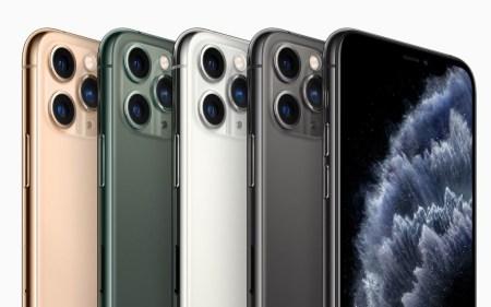 iPhone 11 (Pro (Max)): Раскрыты точные данные объема ОЗУ и емкости аккумуляторов новых смартфонов Apple